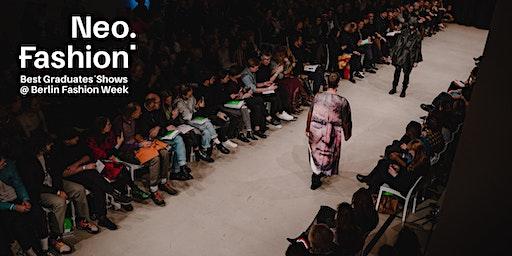 Neo.Fashion. 2020 - Best Graduates´   Show 2 um 19 Uhr