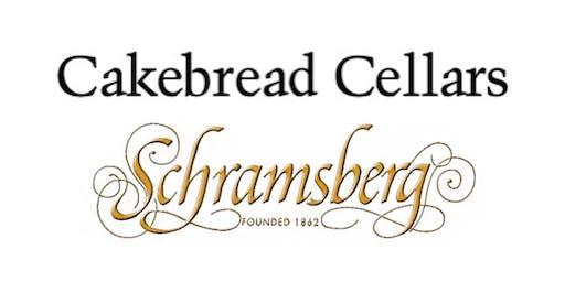 Stem's New Year's Eve Wine Dinner: Cakebread & Schramsberg