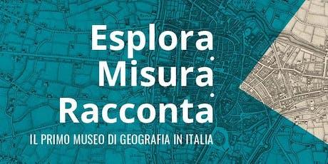 Museo di Geografia - Visite guidate gratuite biglietti