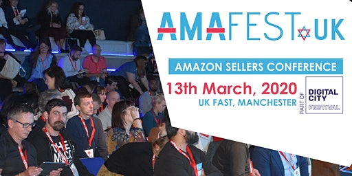 AmafestUK - A Full day conference for Amazon Sellers