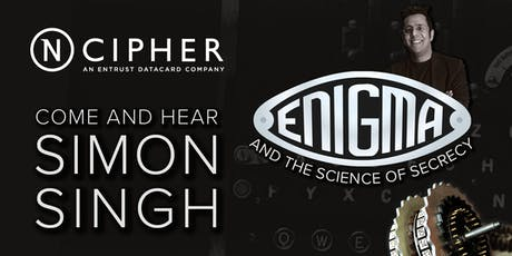 Enigma and the science of secrecy tickets