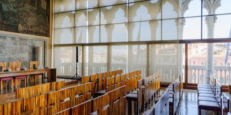 visita guidata all'Aula Baratto - Università Ca' Foscari Venezia biglietti