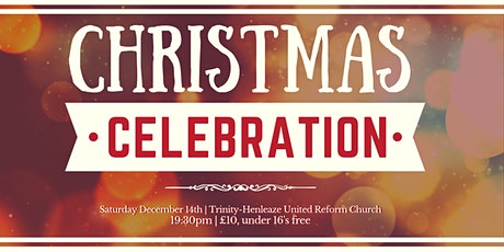Christmas Celebration tickets
