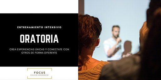 Entrenamiento intensivo en oratoria y presentaciones efectivas