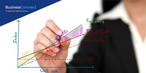 Pricing for Maximum Profit!! Break-Even CVP Analysis