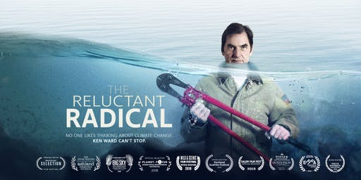 Film: The Reluctant Radical vs US Tar Sands Pipe..