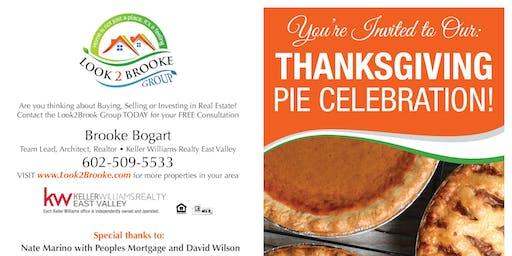 Look2Brooke Group Thanksgiving Pie Night!