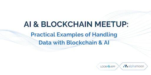 AI & Blockchain Meetup: Practical Examples