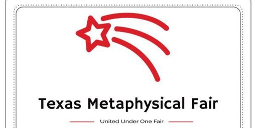 Texas Metaphsical Fair South Austin, 12-08-19