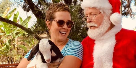 2nd Annual Family Goat Yoga with Santa tickets