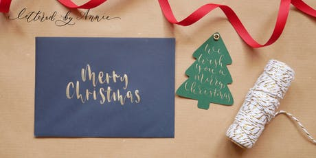 Christmas Calligraphy Workshop tickets