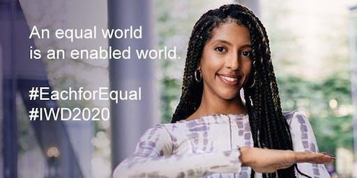 #WomenEd London   International Women's Day 2020 unconference