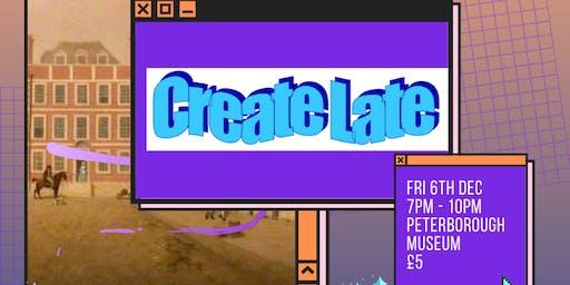 Create Late