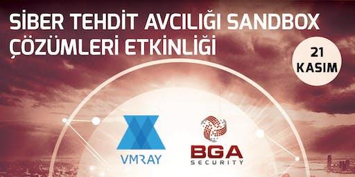 Siber Tehdit Avcılığı Sandbox Çözümleri