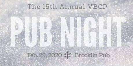 VBCP Annual Pub Night Fundraiser tickets