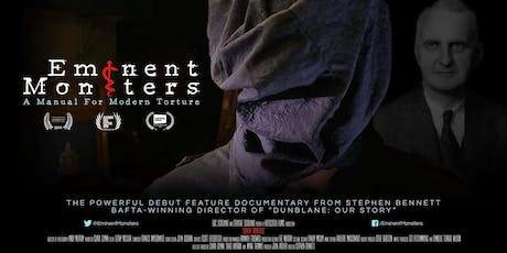 Eminent Monsters Screening tickets