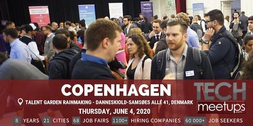 Copenhagen Tech Job Fair Spring 2020 By Techmeetups