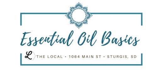 Essential Oil Basics Class
