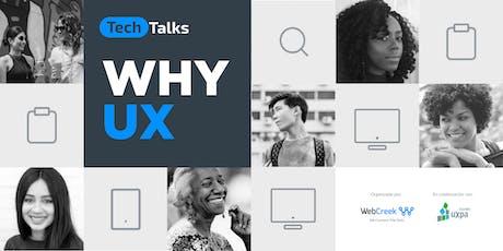 WHY UX - El giro de negocio para crear soluciones reales e innovadoras entradas