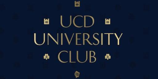 UCD University Club Festive Drinks