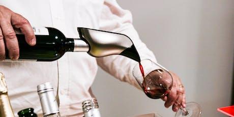 Dégustation de Vin et Aération - Aveine - billets