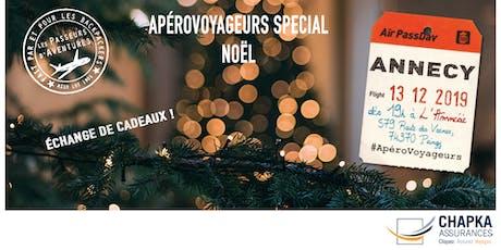 Apéro Voyageur Annecy billets