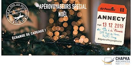 Apéro Voyageur Annecy tickets