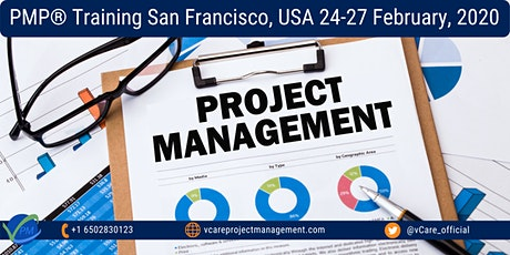 PMP Certification | Training | Course | San Francisco | February | 2020 tickets