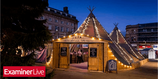 ExaminerLive Axate Supporters Christmas Event 2019