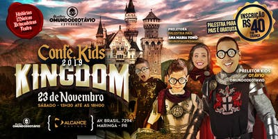 CONFE.KIDS KINGDOM - OMUNDODEOTÁVIO
