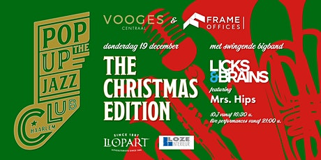 Pop Up The Jazz Club - The Christmas Edition tickets