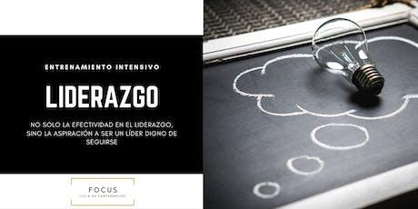 Entrenamiento intensivo en Liderazgo - Luján entradas