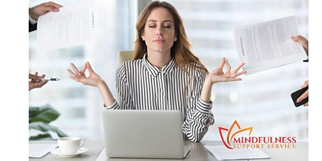 Mindfulness and Wellbeing in the Workplace-2 day training tickets