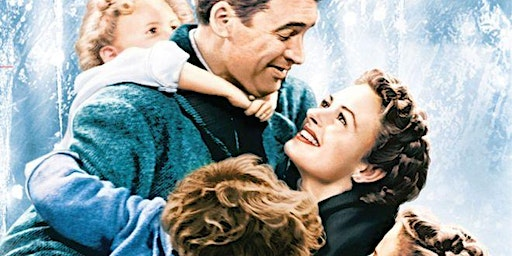 FREE It's a Wonderful Life FILM BY CAPRA COLOUR [1946]