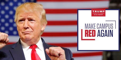 November 19th: University of Southern Maine Make Campus Red Again Workshop