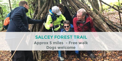 SALCEY FOREST EVENING SAUNTER | APPROX 4.5 MILES | EASY | NORTHANTS