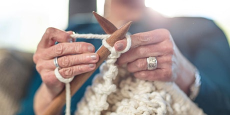 Knitting and Crocheting Club - Frauenshuh Cancer Center tickets