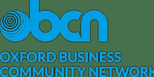Oxford Business Community Network - Breakfast 7th February 2020