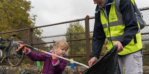 Liverpool Loopline Volunteer Task Day