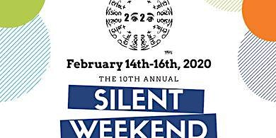 Silent Weekend 2020 ASL Full Immersion Retreat - 10 year anniversary