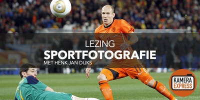 Lezing Sportfotografie met Henk Jan Dijks