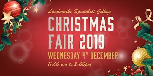 Landmarks Christmas Fair