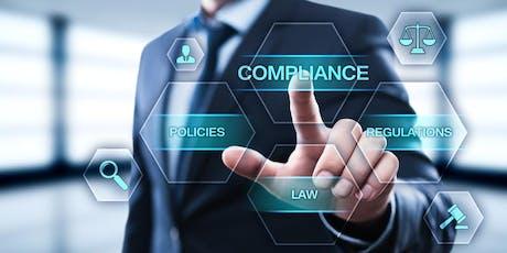 Bank Compliance Event - 13/12/2019 Nicosia tickets