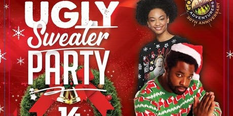 The 2019 Goombay Ugly Sweater Party tickets