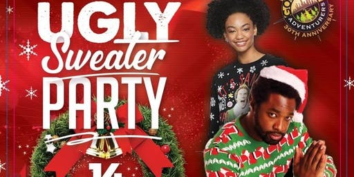The 2019 Goombay Ugly Sweater Party