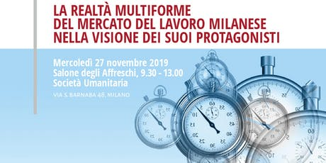 La realtà multiforme del mercato del lavoro milanese biglietti