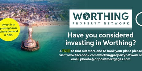Worthing Property Networking Event tickets