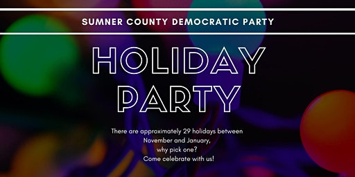 SCDP Holiday Party