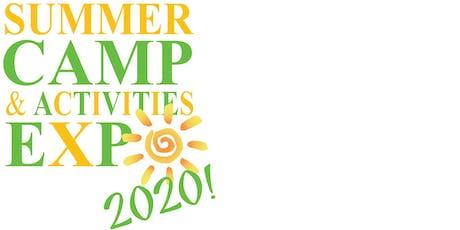 DFW Kid's Summer Camp & Activities Expo 2020 in FRISCO tickets