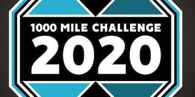 1000 Mile Challenge 2020